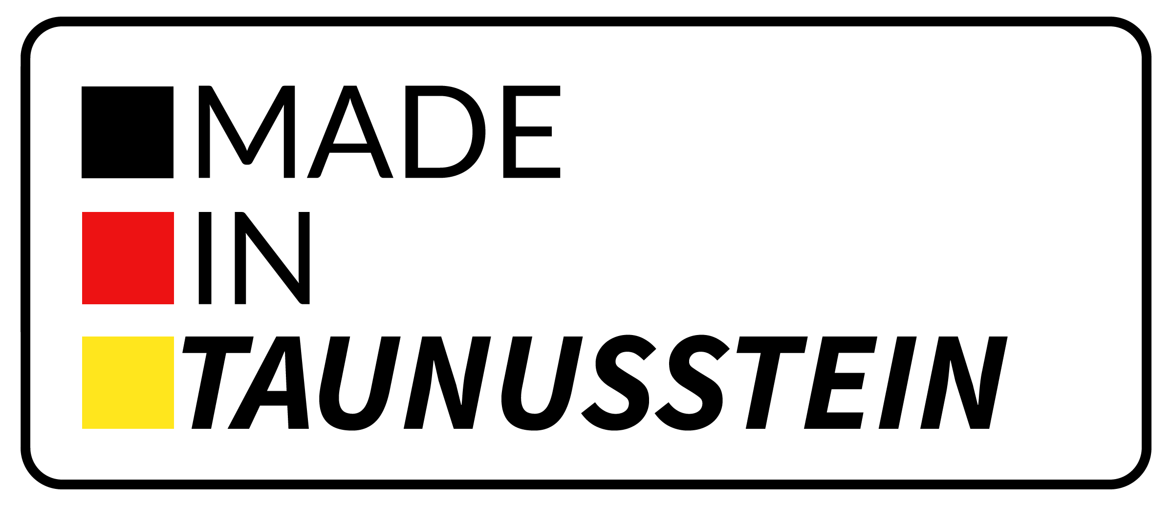 Made in Taunusstein